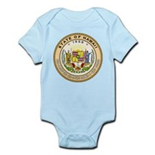 Hawaii State Seal Infant Bodysuit