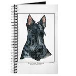 Scottish Terrier Open Edition Journal