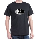 Chavez Black T-Shirt