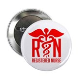 "RN - Registered Nurse 2.25"" Button"