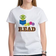 Fun Read Bookworm Tee