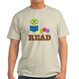 Fun Read Bookworm T-Shirt
