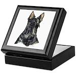 Scottish Terrier Scotty Keepsake Box