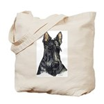 Scottish Terrier Scotty Tote Bag