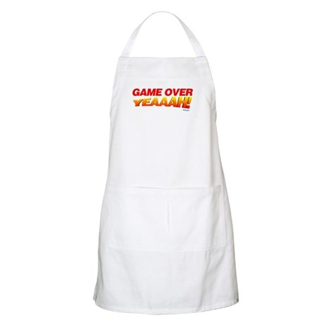 Game Over Yeaaah! Apron