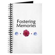 Cute Foster parent Journal
