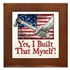 Build That! - Framed Tile