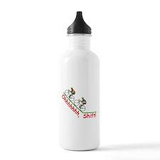 Ohhhhh, Shift! Sports Water Bottle