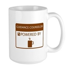 Guidance Counselor Powered by Coffee Mug