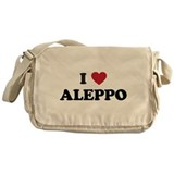 I Love Aleppo Messenger Bag