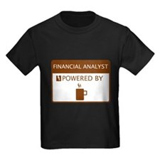 Financial Analyst Powered by Coffee T