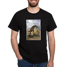 Tyrannosaurus Rex T-Rex Dinosaur (Front) T-Shirt
