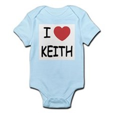 I heart KEITH Infant Bodysuit