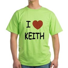I heart KEITH T-Shirt