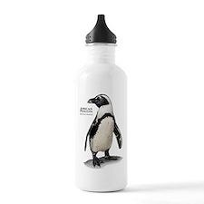 African Penguin Water Bottle