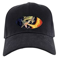 Fire Dragon Baseball Hat
