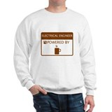 Electrical Engineer Powered by Coffee Jumper
