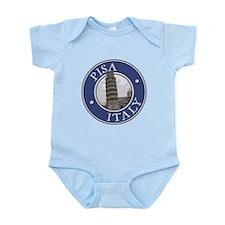 Piza, Italy Infant Bodysuit