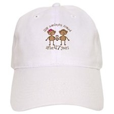 47th Anniversary Love Monkeys Baseball Cap