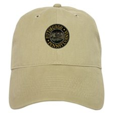 Pittsburgh - Distressed Baseball Cap