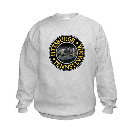 Pittsburgh Kids Sweatshirt