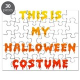 This is my Halloween Costume Puzzle