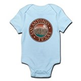 San Antonio Infant Bodysuit