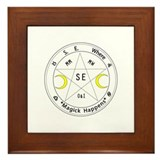 Spirited Enterprise - Where Magick Happens Framed