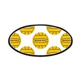 Water Polo Balls Patches