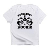 Being 1 Rocks Infant T-Shirt