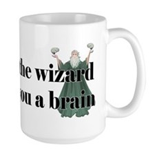 Promised Brain Coffee Mug