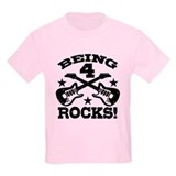 Being 4 Rocks T-Shirt