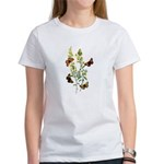 Butterflies of Summer Women's T-Shirt
