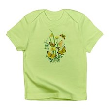 Butterflies of Summer Infant T-Shirt