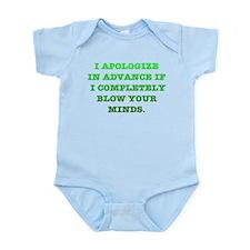 Blow Your Minds Infant Bodysuit