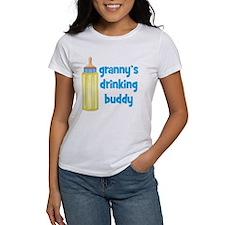 Grannys Drinking Buddy Tee