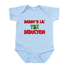 Daddys Lil Tax Deduction Infant Bodysuit