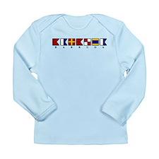 Barbuda Long Sleeve Infant T-Shirt