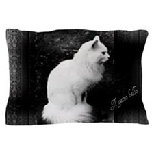 Il Gatto Bello Pillow Case