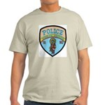 Winslow Police Ash Grey T-Shirt