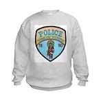 Winslow Police Kids Sweatshirt