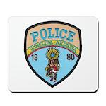 Winslow Police Mousepad