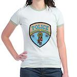 Winslow Police Jr. Ringer T-Shirt