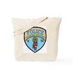 Winslow Police Tote Bag