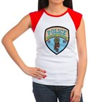 Winslow Police Women's Cap Sleeve T-Shirt