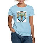 Winslow Police Women's Pink T-Shirt