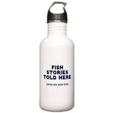 Fish Stories Water Bottle