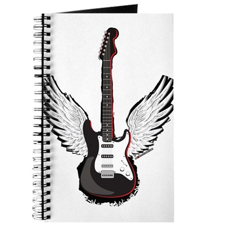 Winged Guitar Journal