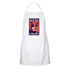 Obey the Australian Cattle Dog! BBQ Apron