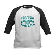 PERSONALIZED FANTASY FOOTBALL TEAL Tee